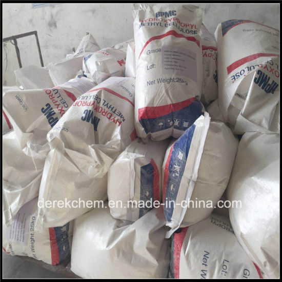Thickener Agent Cellulose Ether HPMC as Building Material Industrial Grade